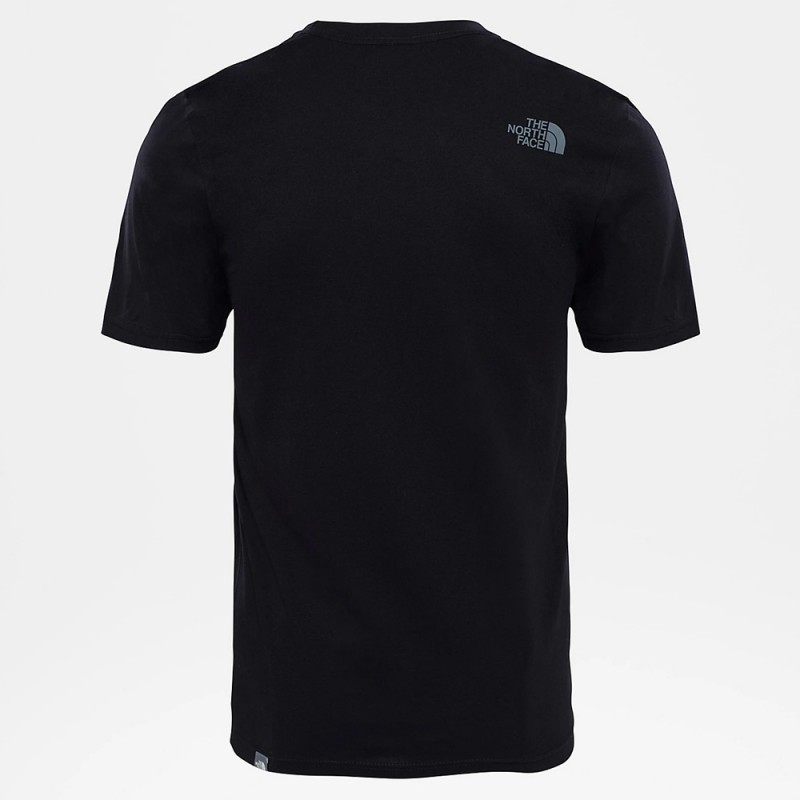 T-Shirt The North Face Easy Tee Noir
