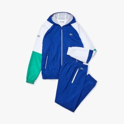 Ensemble de survêtement Tennis Lacoste SPORT léger color-block