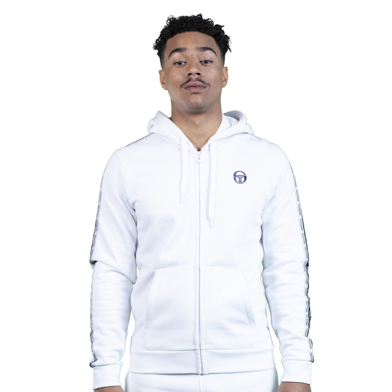 Sweat Zippé Capuche