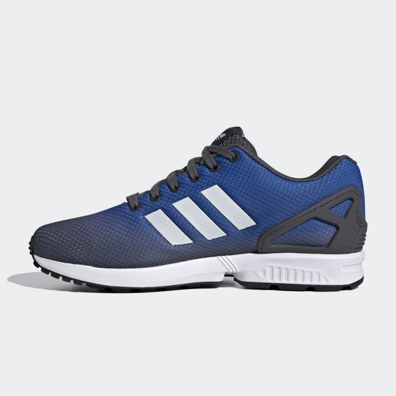 Baskets Adidas ZX Flux Bleu