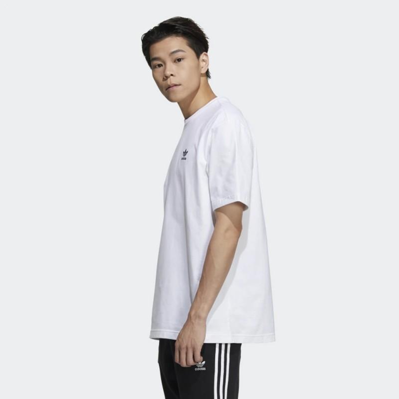 Tee-Shirt Adidas b+f Trefoil Tee imprime devant et dans le dos