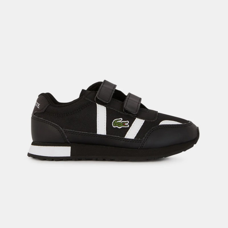 Baskets Lacoste Partner 0120 1 SUC Blk/Wht