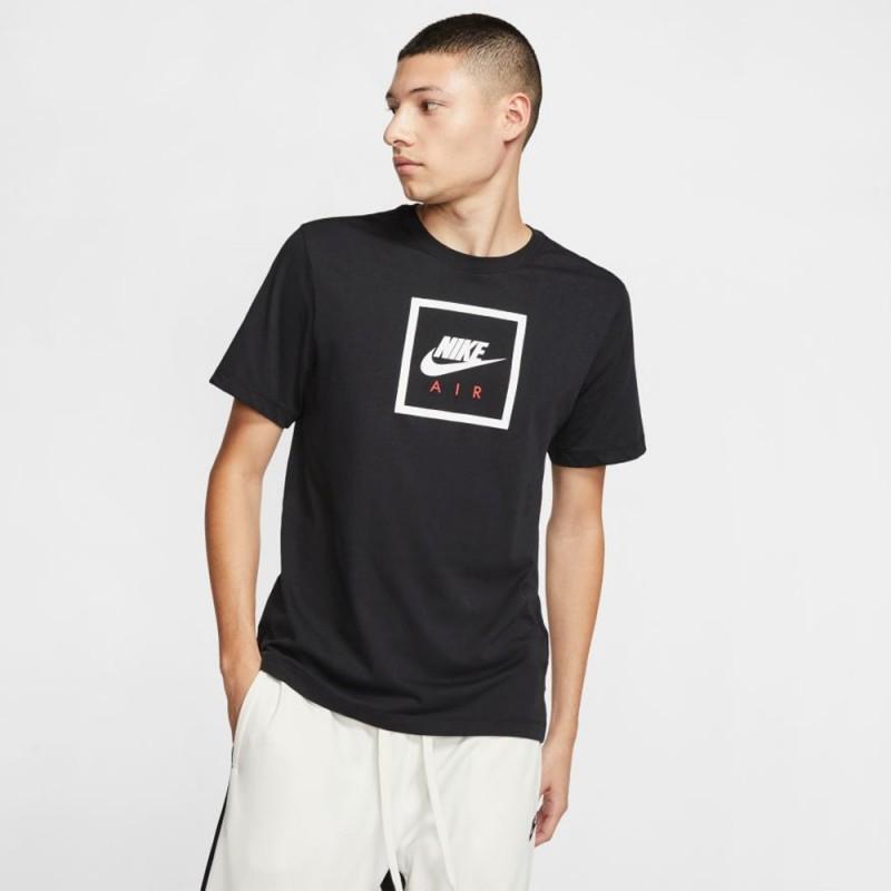 Tee-Shirt Nike Sportwear noir