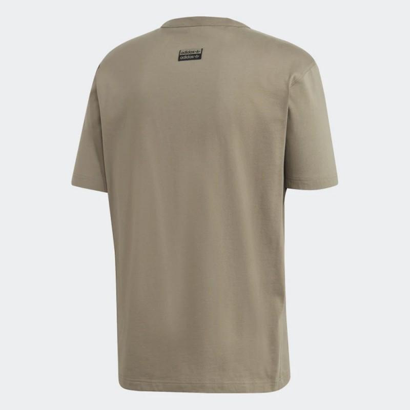 Tee-Shirt Adidas R.Y.V. Clay (vert)