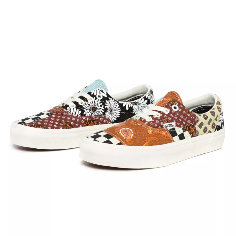 Chaussures Vans Tiger Patchwork Era