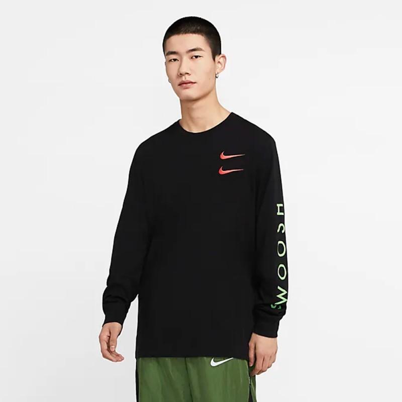 T-Shirt Nike Swoosh Manche Longue