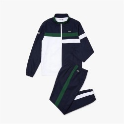 Ensemble de survêtement Tennis Lacoste SPORT color-block