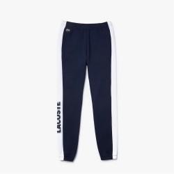 Pantalon de jogging Lacoste SPORT en molleton bicolore