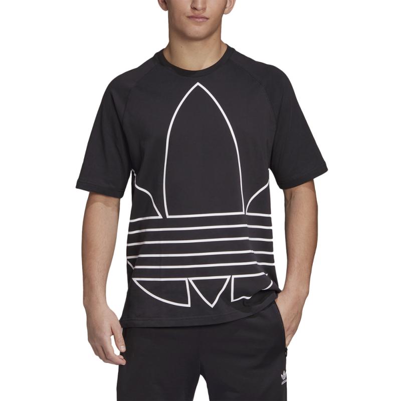 T-Shirt Adidas BIG TREFOIL OUTLINE