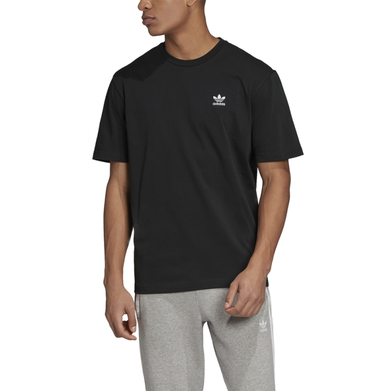 T-Shirt Adidas b+f Trefoil Noir