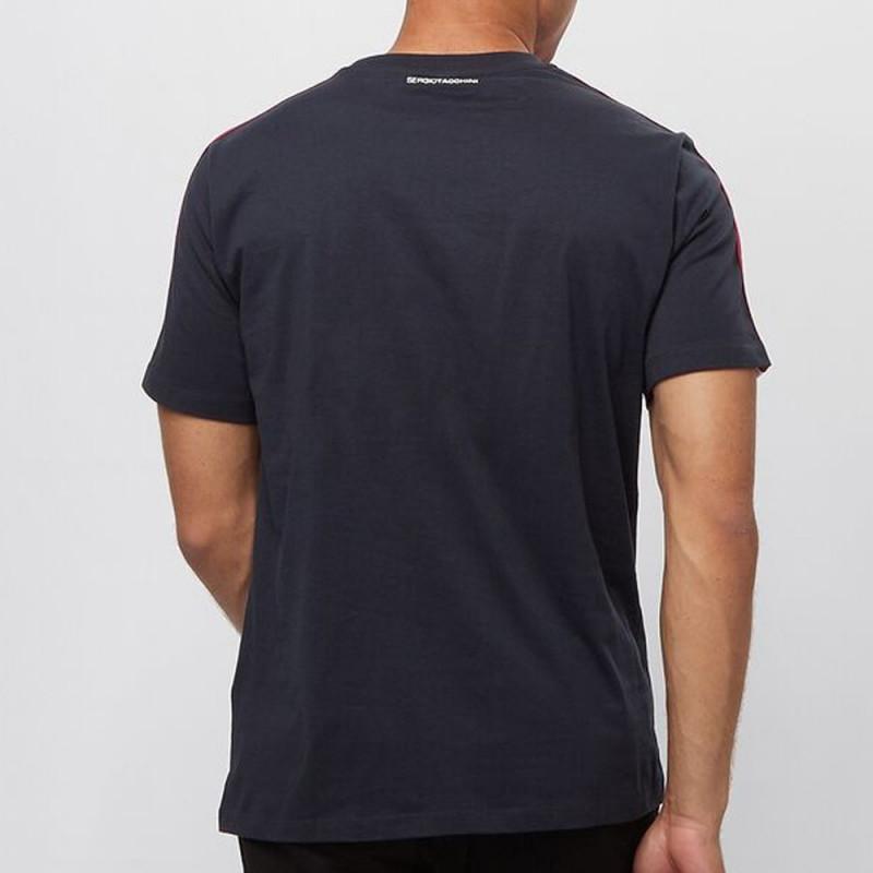 T-Shirt Sergio Tacchini Before Navy Rouge