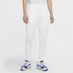 Pantalon Nike Sportswear Swoosh Polyknit Blanc