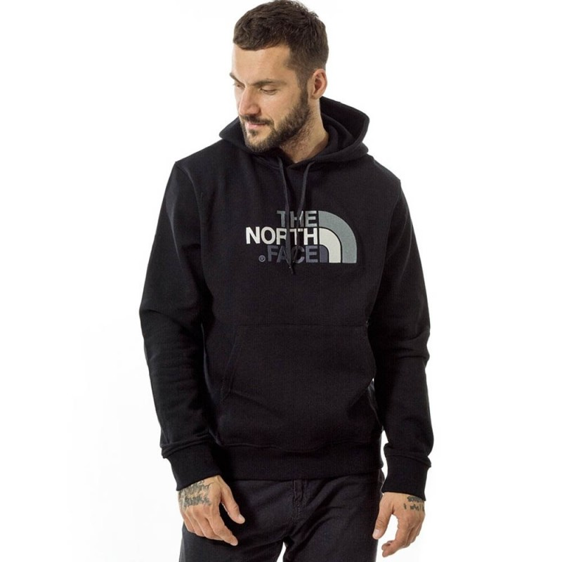 Sweatshirt à capuche The North Face Hoodie Noir