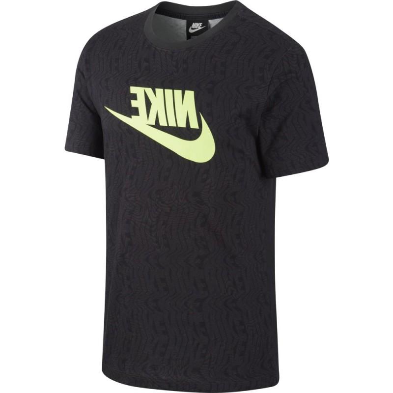 T-Shirt Nike Sportswear Noir