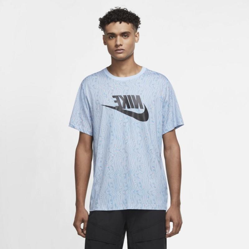 T-Shirt Nike Sportswear Bleu