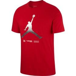 T-Shirt Nike Jordan Legacy AJ11 Rouge