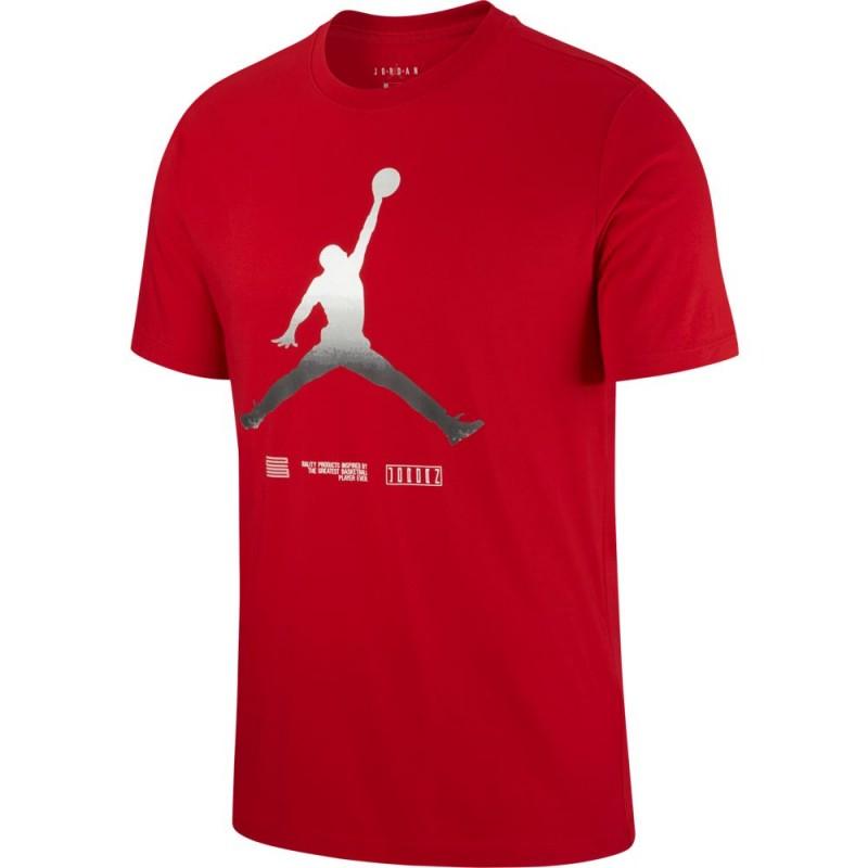 T-Shirt Nike Sportswear Rouge
