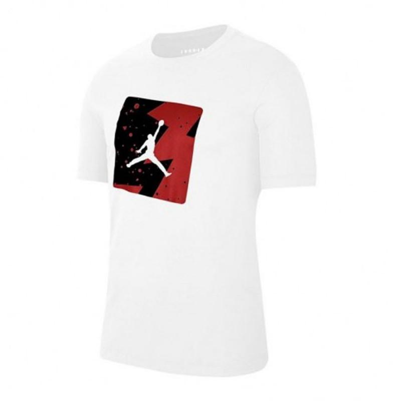 Tee-shirt Nike Jordan Poolside blanc