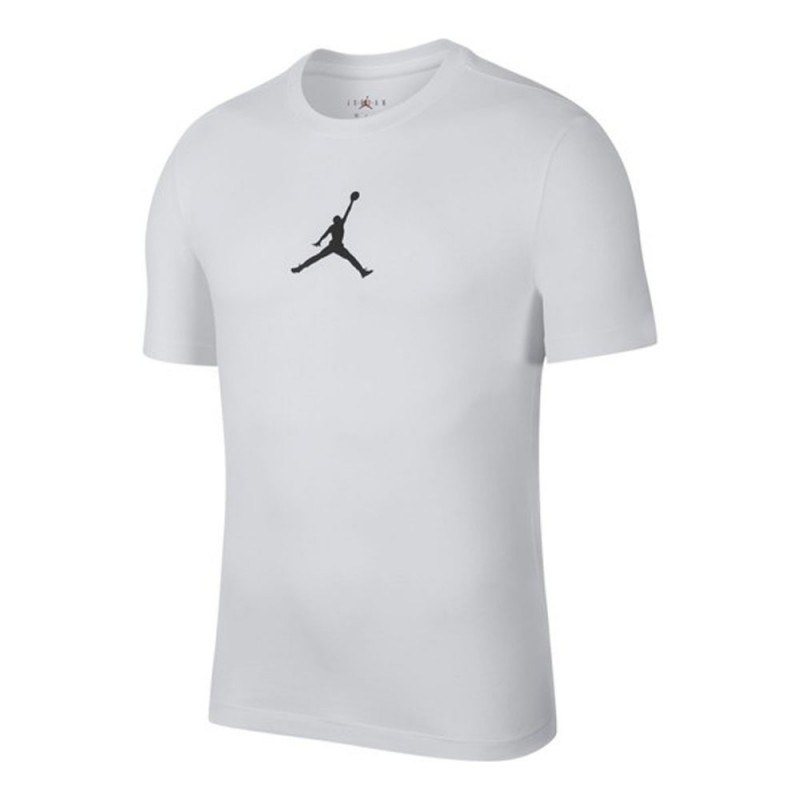 T-Shirt Nike Jordan Jumpman Blanc