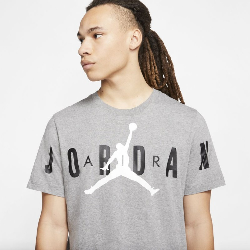 T-Shirt Nike Jordan Stretch Gris