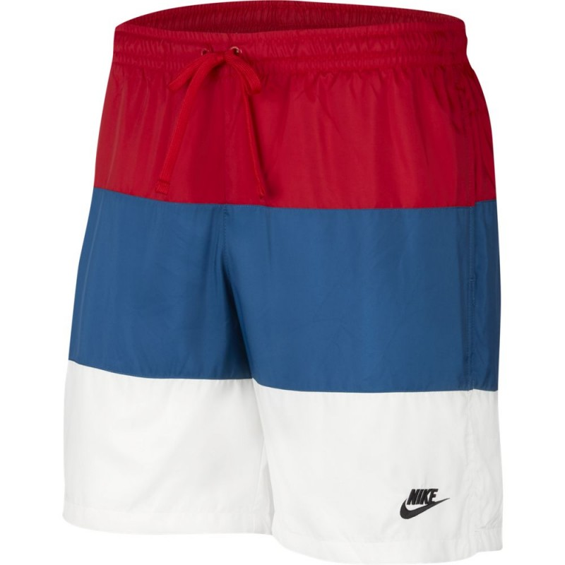 Short Nike Sportswear City Edition Rouge
