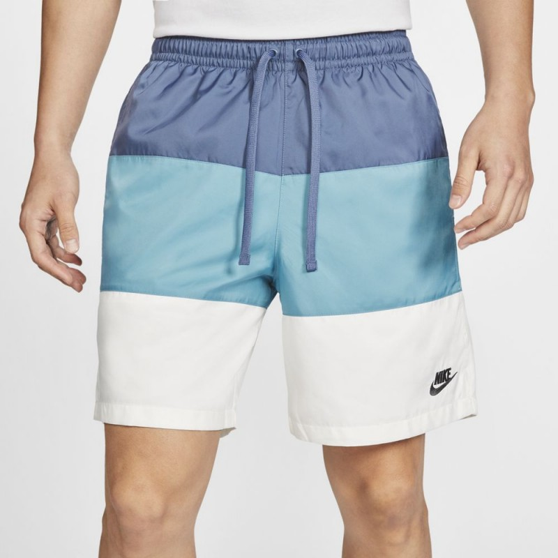 Short Nike Sportswear City Edition Bleu