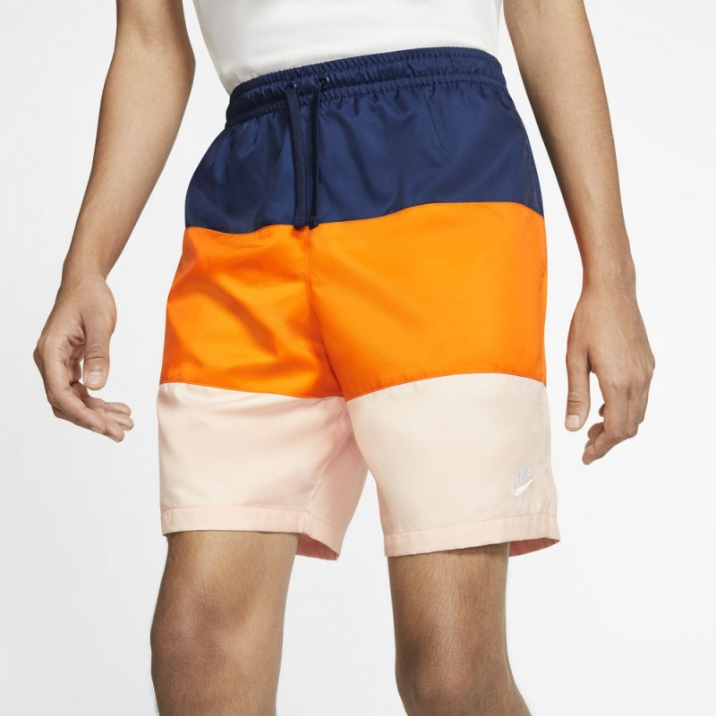 Short Nike Sportswear City Edition Orange