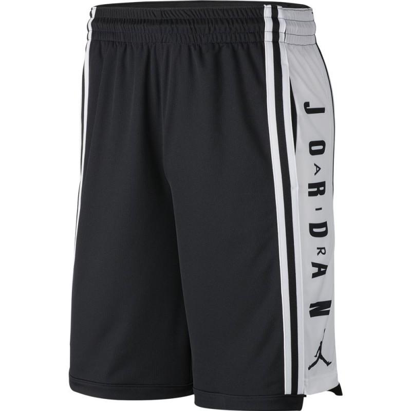 Short Blanc Nike Jordan HBR Noir et Blanc