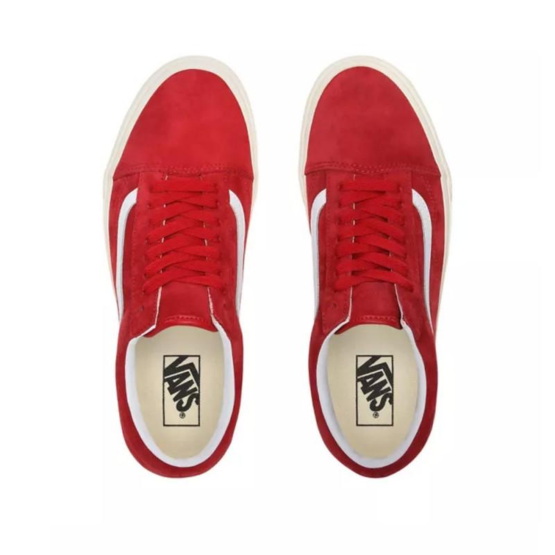 Chaussures Vans Pig Suede Old Skool