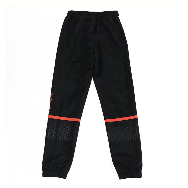 Pantalon Sergio Tacchini Baron Noir/Orange