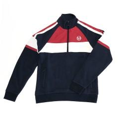 Sweatshirt Sergio Tacchini Col Zippé Below