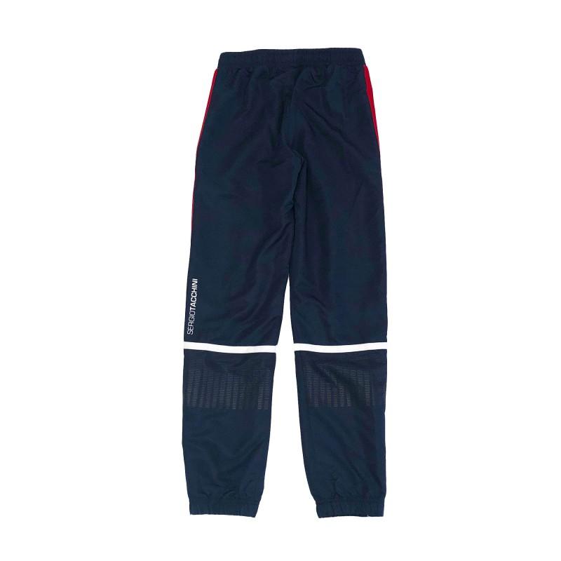 Pantalon Sergio Tacchini Baron Marine/Rouge