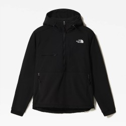 Polaire Anorak The North Face DENALI 2 Noir