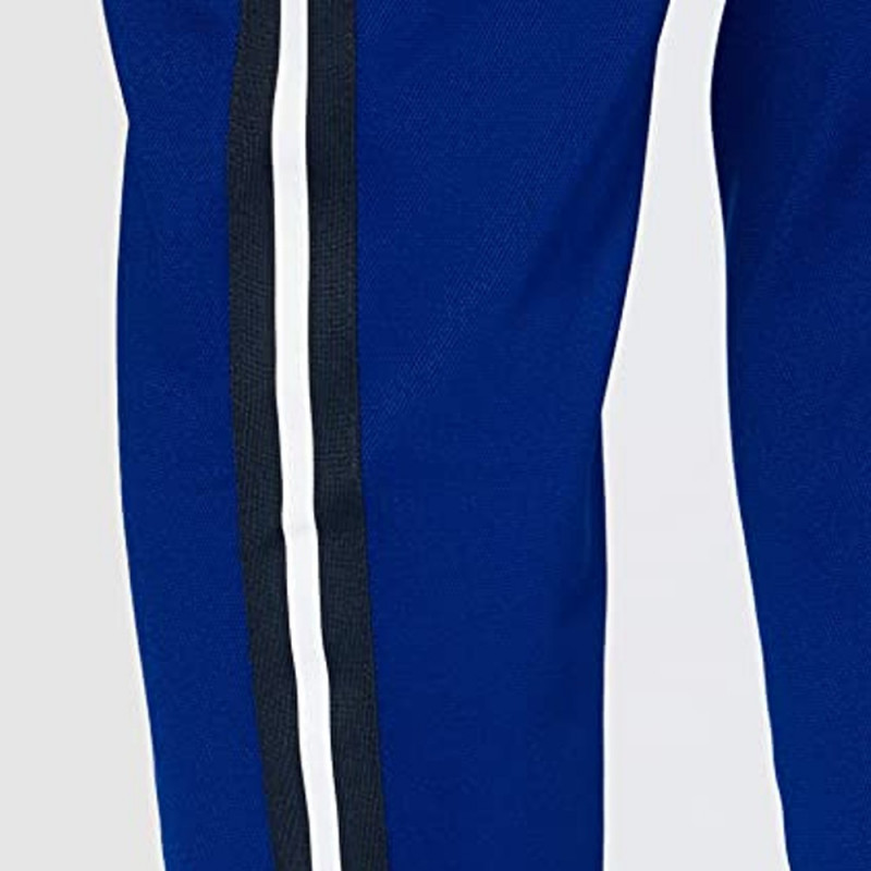 Pantalon Lacoste en polyester indémaillable à bandes contrastées
