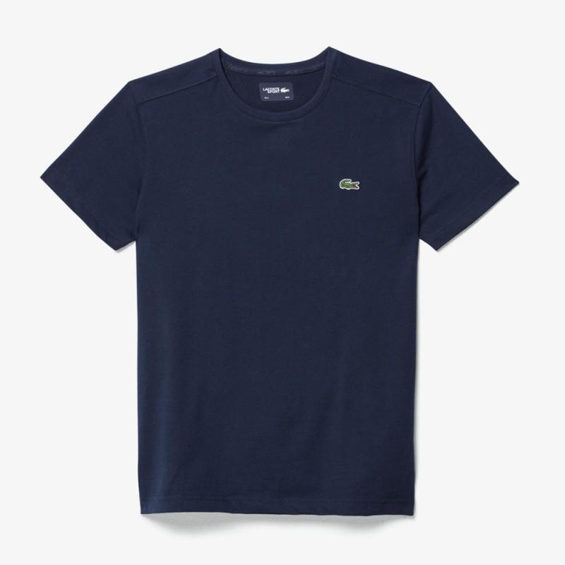 T-Shirt Lacoste Sport Bleu Marine