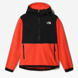 Polaire Anorak The North Face DENALI 2 Orange