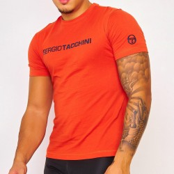 T-Shirt Sergio Tacchini Robin Orange