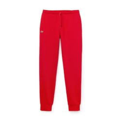 Pantalon de survêtement Tennis Lacoste SPORT coupe regular Rouge
