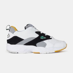 Baskets Lacoste Storm 96 0120 1 SMA wht/ylw Suede