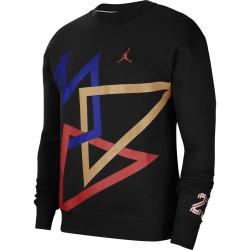 Sweatshirt Nike Jordan Sport DNA Noir
