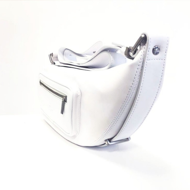 Sac bandoulière Lacoste Yachting 1 Blanc