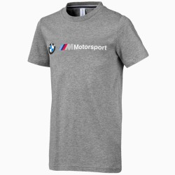 T-Shirt Puma BMW M Motorsport Logo Garçon