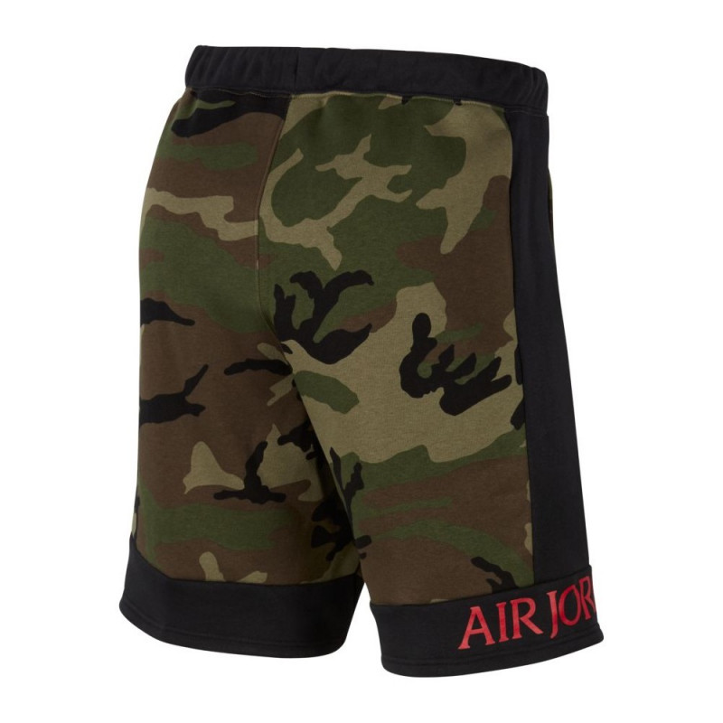Short pour Homme Nike Jordan Jumpman Classics Camouflage