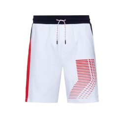 Short Hugo Boss Blanc