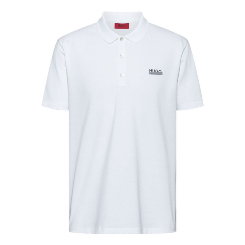 Polo Hugo Boss Dovoy Blanc