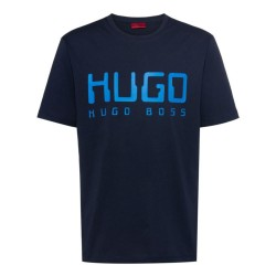 T-Shirt Hugo Boss Dolive Bleu