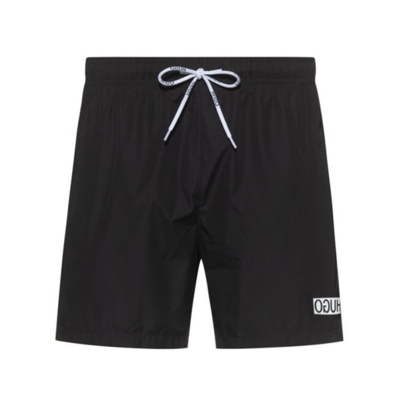 Short de bain Hugo Boss Noir