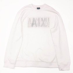 Sweat Armani Exchange Blanc