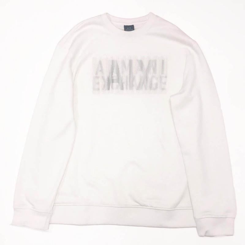 Sweat Armani Exchange Blanc