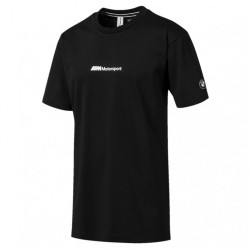 T-Shirt Puma BMW M Motorsport Noir